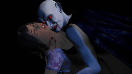Kiss of the vampire-11- by yamiyo0117