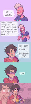 Good Question by Lavender-Dreamer