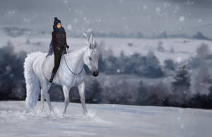 Winter We Love by Magidaa