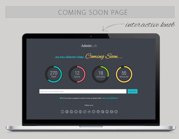 Comingsoon by vectorlab1