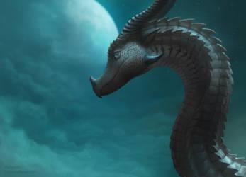 Aeria Luna by dschunai
