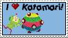 I Heart Katamari Stamp by Busiris