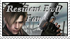 Resident Evil Stamp by Busiris