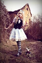 Ophelia in Wonderland by Ketmara