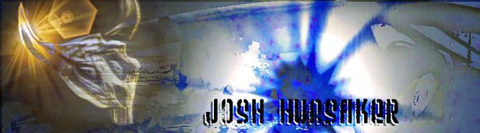 Skull Explosion Self Logo by joshhunsaker