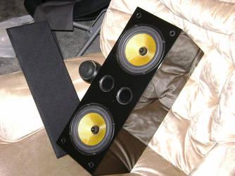 Speaker Original 1 by joshhunsaker