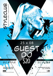 guest-DJ by Styleflyers