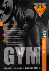 Gym by Styleflyers