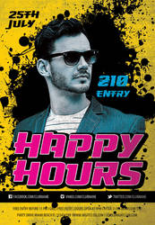 Happy-hours by Styleflyers