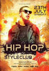 Hip-hop-star by Styleflyers