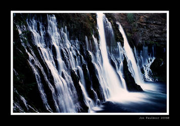 Burney Falls by spinklefinkle