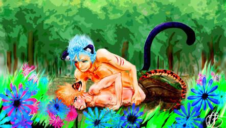 GrimmIchi - Wild Cat Hybrids by minsra