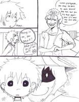 Ichi's Smile Mission: 22 by minsra
