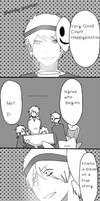 Comic, HappyPastas~! by arelionXD