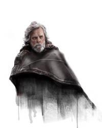 Luke Skywalker - The Last Jedi  by SeanM33