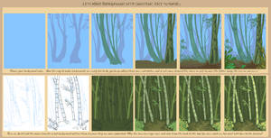Background tutorial by griffsnuff