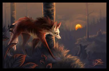 Hunter by griffsnuff