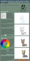 Snuffens art Tutorial by griffsnuff