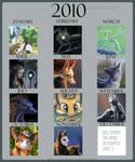 2010 gallery summary by griffsnuff