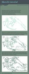Sketching tutorial by griffsnuff