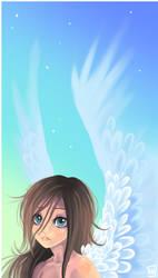 Fallen angel by griffsnuff