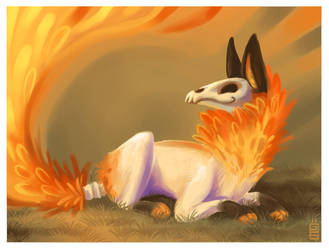 Fire by griffsnuff
