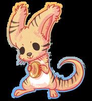 Chibi Joey by griffsnuff