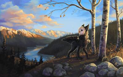 Voyage by griffsnuff