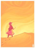 SandGirl by griffsnuff