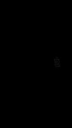 Demon silhouette by griffsnuff