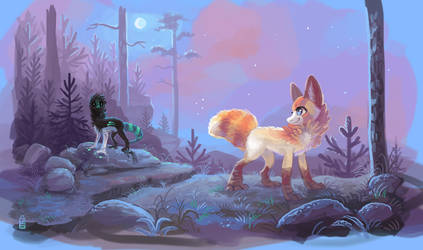 Frozen by griffsnuff