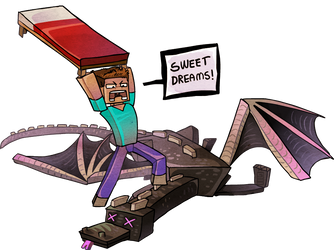 Off to dreamland by griffsnuff