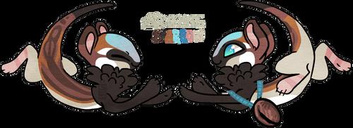 M11 Mykling Sparrow by griffsnuff
