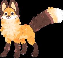 Fox by griffsnuff