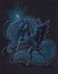 Luna by griffsnuff