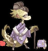 NPC Bagbean - Lady Fava by griffsnuff