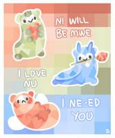 Chronopod valentine by griffsnuff