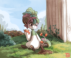 Care for the tree by griffsnuff