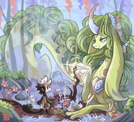 Sage by griffsnuff