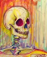 Feliz dias de muertos! by Riquis101