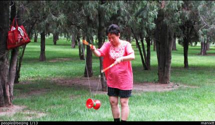 Chinese Yo-Yo by ManixTT