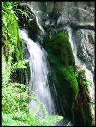 Indoor Waterfall by ManixTT