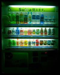 Vending Heaven by ManixTT