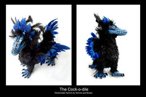 Cock-O-Dile by WormsandBones