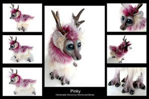 Pinky by WormsandBones