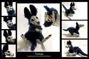 Voodoo Wallaby by WormsandBones