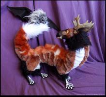 Bongo Scugog Meets a Goyle by WormsandBones