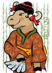 Year of the Ox 2009 by lehsa