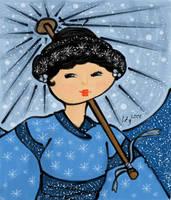The Snow Princess by lehsa