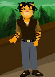 Yang Metal Tiger 2010 by lehsa